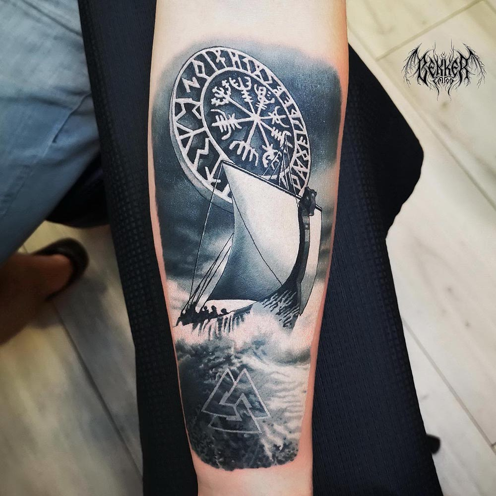 Rune Tattoo inkeaters