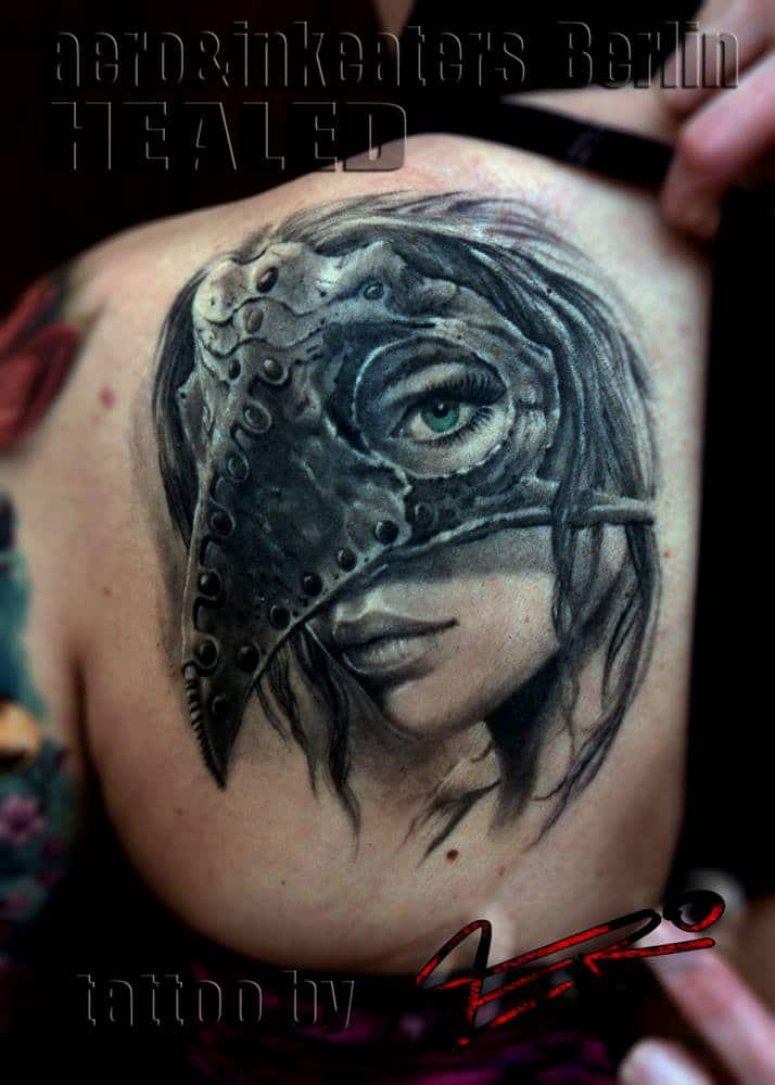 Tattoo von einer
