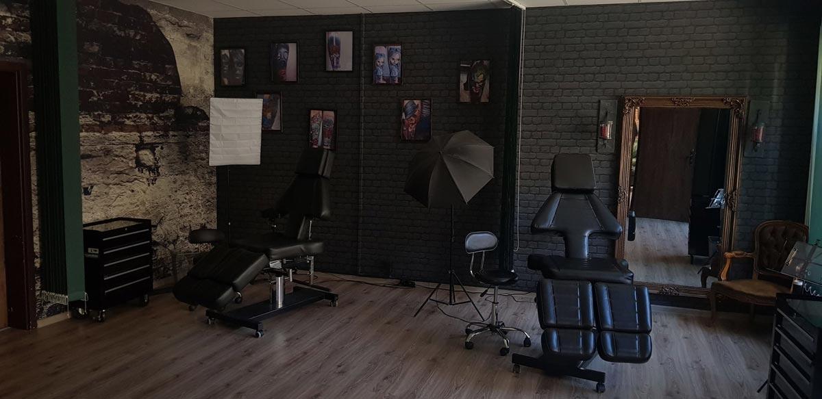 Tattoo Studio- Behandlungsraum